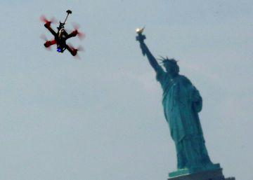 La CNN lanza una flota de drones para cubrir sus informaciones