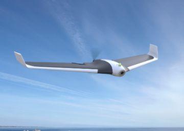 Un dron pensado para la realidad virtual