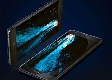 Honor 8: el nuevo asalto de Huawei a la gama media de los móviles