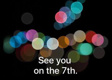 Apple desvelará el nuevo iPhone el 7 de septiembre