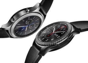 Samsung Gear S3, un 'smartwatch' para los que les gusta presumir de reloj