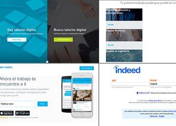 ¿Buscas trabajo? Prueba con estas 'apps'