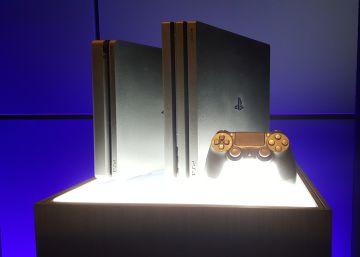 Sony mete potencia a la videoconsola PlayStation