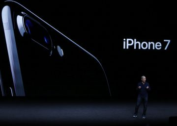 Apple lanza el nuevo iPhone 7 y un Apple Watch sumergible