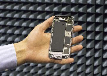 La antena que revolucionará los móviles
