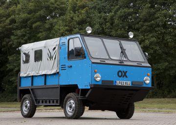 El camión 'ikea' que se entrega desmontado