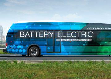El autobús eléctrico capaz de recorrer mil kilómetros con una carga de batería