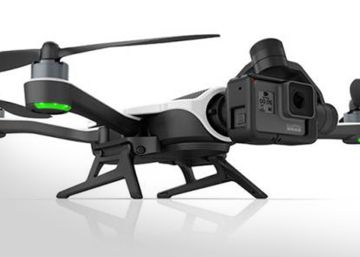 GoPro Karma: el dron que dará soporte a las nuevas cámaras de acción