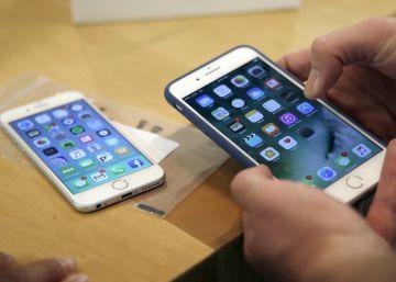 Los extraños 'silbidos' del iPhone 7