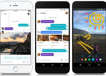 Google lanza Allo, un WhatsApp con inteligencia artificial