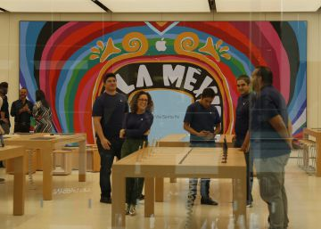 Apple desembarca en México