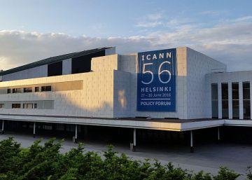 Sede de ICANN en Helsinki (Finlandia).