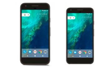 Imagen de los nuevos supuestos móviles de Google filtrada por la web de Carphone.