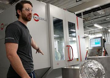 Los laboratorios donde se construye el futuro de Facebook