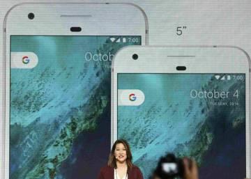 Google presenta Pixel, su alternativa para competir con el iPhone 7