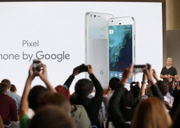 Google presenta Pixel, su alternativa para competir con el iPhone 7