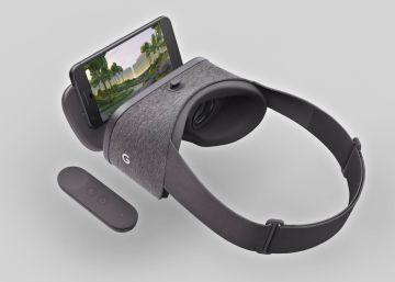 Daydream View: la realidad virtual de Google sencilla, asequible y móvil