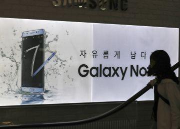 ¿Qué le ha pasado al teléfono de Samsung?