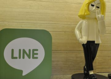 Line se va de compras fuera de Asia