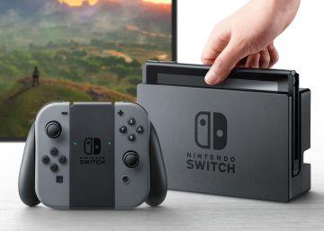 Nintendo Switch: la nueva consola doméstica y portátil