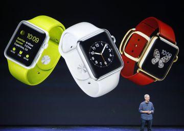 ¿Por qué cae la venta de relojes inteligentes?