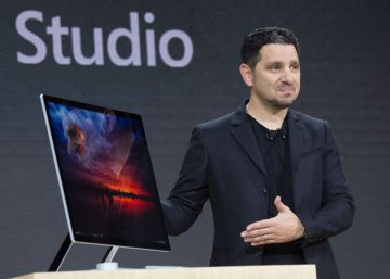 Microsoft redefine el PC con Surface Studio