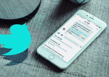 EL PAÍS y Twitter se unen para lanzar un sistema inteligente de alertas informativas