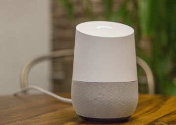 Google Home, inteligencia artificial en pañales
