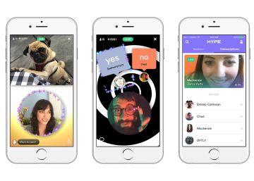 Los fundadores de Vine lanzan Hype, una app de vídeo en directo