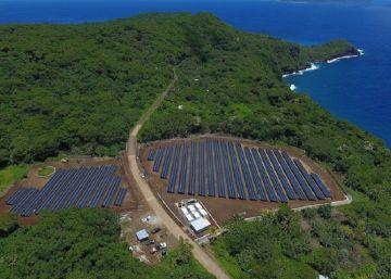 Tesla cubre toda la demanda eléctrica de una isla del Pacífico con energía solar