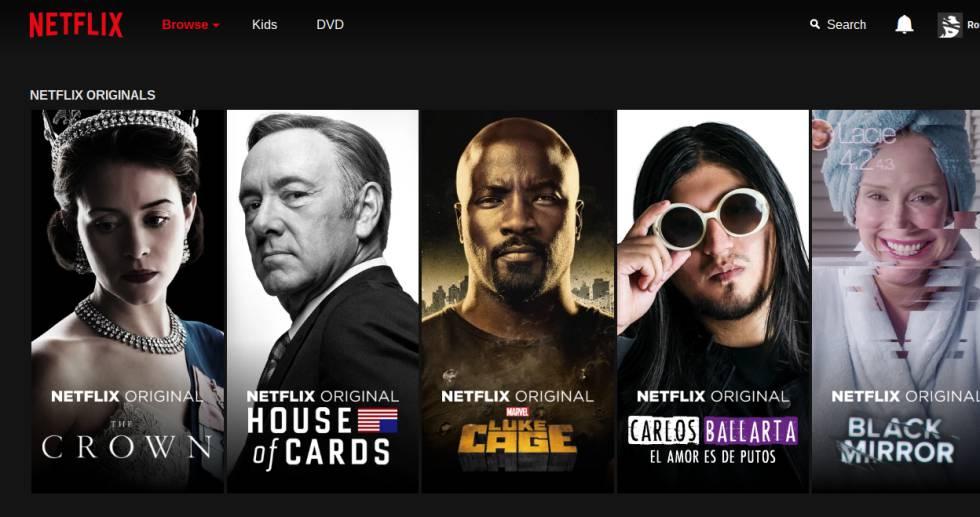 Netflix sem internet