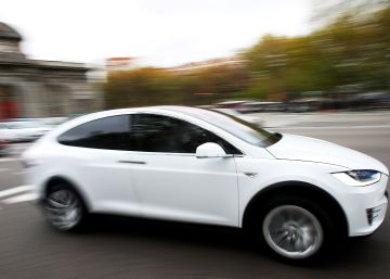 Tesla electric vehicles: Coming to a Spanish road near you...