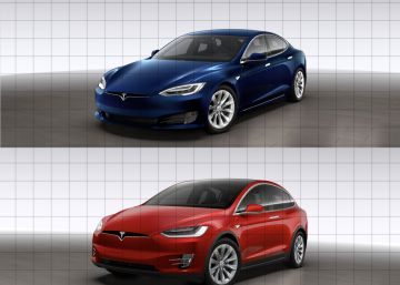 Así son los modelos Tesla que se venderán en España