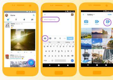 Twitter integra la retransmisión de vídeo en directo en su aplicación