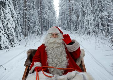 Cinco 'apps' para llamar a Papá Noel y a los Reyes Magos