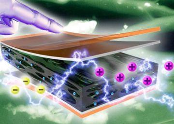 Dispositivos sin batería que obtienen energía de los movimientos del cuerpo humano
