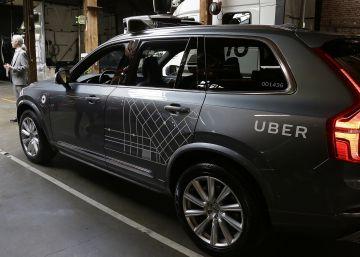 Uber suspende la experiencia piloto con coches autónomos en San Francisco