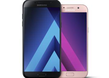 Samsung equipa a su gama media con resistencia al agua y al polvo