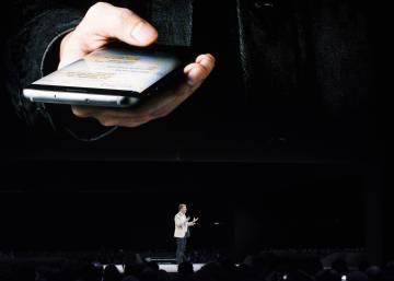 El Galaxy S8 de Samsung tendrá un chasis completo de cristal