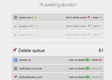 Una web para desaparecer de internet en solo unos clics
