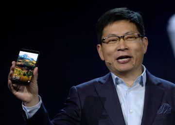 Huawei se alía con Amazon para su nuevo móvil