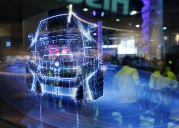 Coches autónomos, televisores planos y robots, los triunfadores de CES 2017