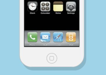 Animación | Diez años del iPhone de Apple