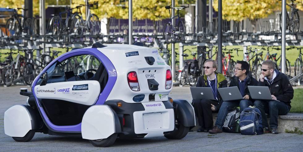 El concepto binario del automóvil actual, un coche, un ocupante, dará paso poco a poco a la movilidad compartida: el coche robotizado optimizará sus desplazamientos porque tendrá diferentes usuarios y pasajeros a lo largo del día.