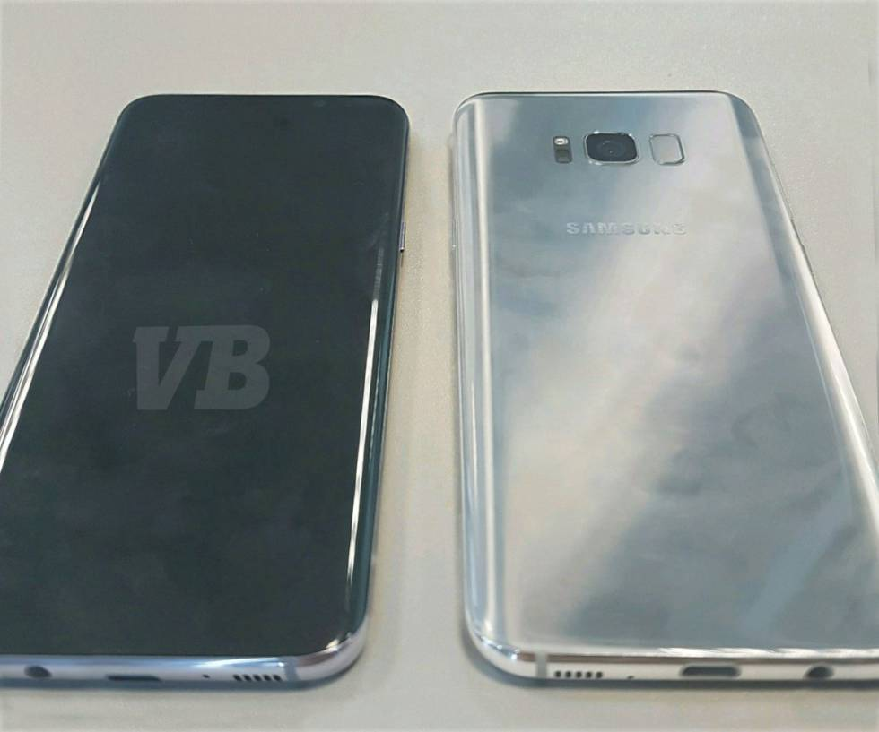 Este é o Galaxy S8: o 'míssil' que marca o retorno mais esperado da Samsung