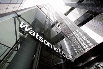 La sede de Watson IoT, en Múnich.