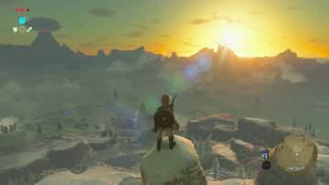 'The Legend of Zelda: Breath of the Wild'.