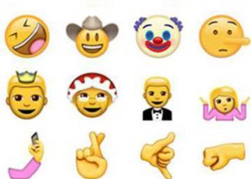 Estos son los 72 nuevos 'emojis' de WhatsApp que tendrás este mes de junio