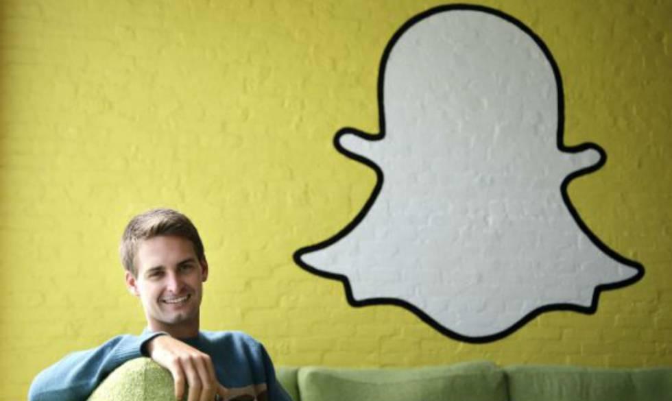 Aos 26 anos, Evan Spiegel, fundador do Snapchat, é um dos bilionários mais jovens do mundo.