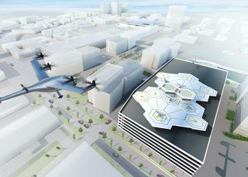 El coche volador de Uber llegará a Dallas y Dubai en 2020